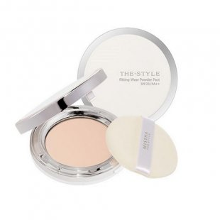 Компактная пудра Missha M The Style Fitting Wear Powder Pact SPF 25/PA
