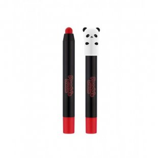 Матовая помада-карандаш для губ Tony Moly Panda`s Dream Glossy Lip Crayon