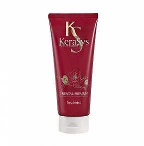 Маска для волос с маслом камелии Kerasys Oriental Premium Treatment