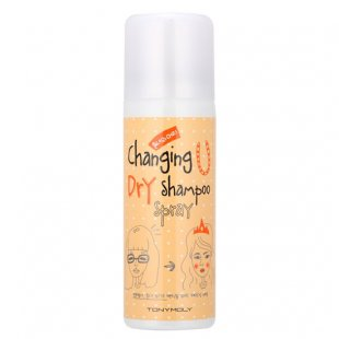 Сухой шампунь-спрей Tony Moly Changing U Dry Shampoo Spray