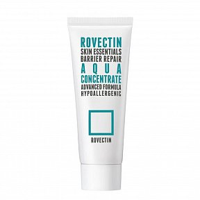 Увлажняющий крем-концентрат Rovectin Skin Essentials Barrier Repair Aqua Concentrate