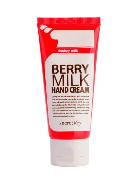 Ягодный крем для рук Secret Key Berry Milk Whipping Hand Cream