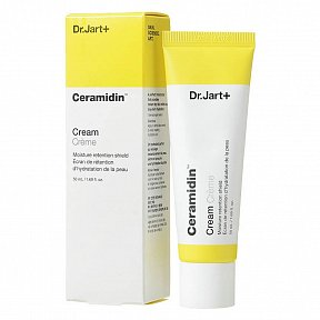 Крем с керамидами Dr.Jart+ Ceramidin Cream Moisture Retention Shield