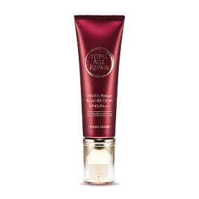 ВВ-крем для зрелой кожи Etude House Total Age Repair Wrinkle Reduce Royal BB Cream SPF 45 PA+++