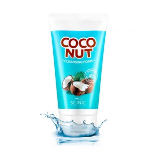 Scinic Coconut Cleansing Foam
