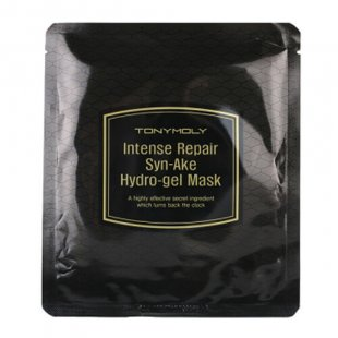 Гидрогелевая маска для лица со змеиным пептидом Tony Moly Intense Care Syn-Ake Hydro-Gel Mask