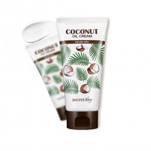 Питательный крем Secret Key Coconut Oil Cream Never Dry