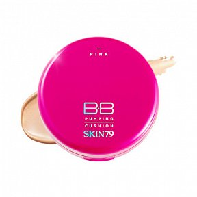 ББ-кушон Skin79 Pink BB Pumping Cushion