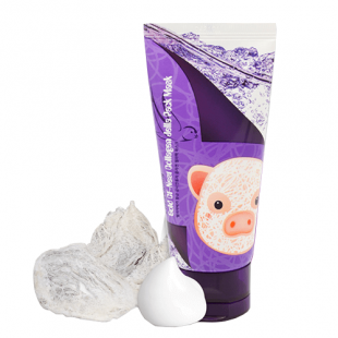 Elizavecca Gold GF-Nest Collagen Jella Pack Mask
