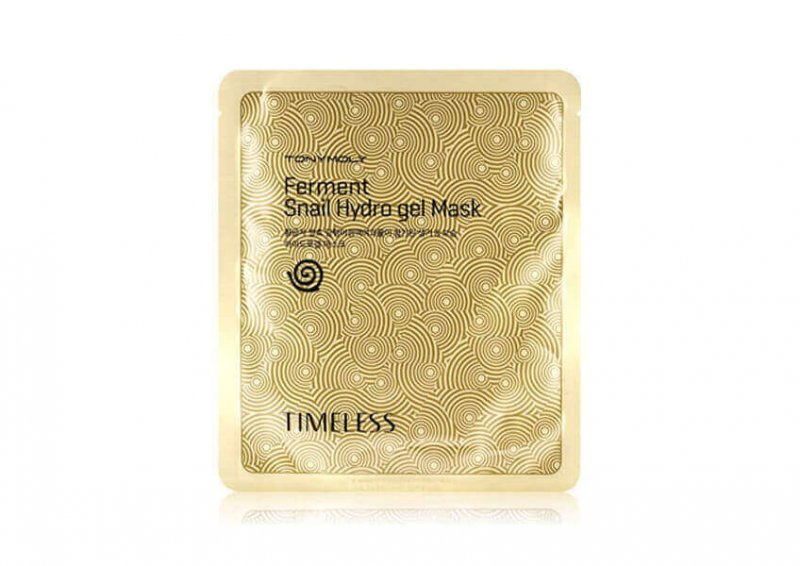 Гидрогелевая маска для лица Tony Moly Timeless Ferment Snail Gel Mask